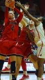 Gallery NCAA Women's Basketball: Ball State 81 vs Northern Illinois 72, Worthen Arena, Muncie IN, January 27, 2018