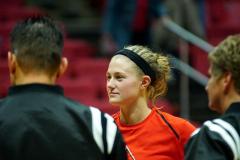 Gallery NCAA Women's Basketball: Ball State 43 vs Vanderbilt 60, Worthen Arena, Muncie IN, December 06, 2018