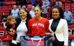 Gallery NCAA Women's Basketball: Ball State 76 vs Northern Illinois 68, Worthen Arena, Muncie IN, March 02, 2016