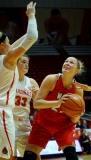 Gallery NCAA Women's Basketball: Ball State 93 vs Western Kentucky 81, Worthen Arena, Muncie IN, December 21, 2017