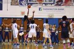 NCAA Women's Basketball - CCSU 39 vs. Robert Morris 62 - Photo (10)