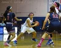 NCAA Women's Basketball - CCSU 39 vs. Robert Morris 62 - Photo (2)