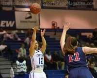 NCAA Women's Basketball - CCSU 39 vs. Robert Morris 62 - Photo (20)