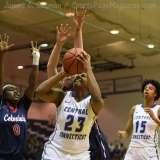 NCAA Women's Basketball - CCSU 39 vs. Robert Morris 62 - Photo (22)