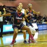 NCAA Women's Basketball - CCSU 39 vs. Robert Morris 62 - Photo (27)