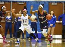 NCAA Women's Basketball - CCSU 39 vs. Robert Morris 62 - Photo (29)