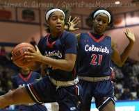 NCAA Women's Basketball - CCSU 39 vs. Robert Morris 62 - Photo (33)