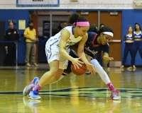 NCAA Women's Basketball - CCSU 39 vs. Robert Morris 62 - Photo (34)