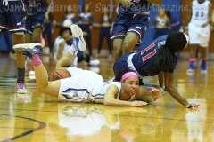 NCAA Women's Basketball - CCSU 39 vs. Robert Morris 62 - Photo (35)