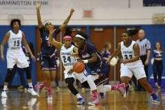 NCAA Women's Basketball - CCSU 39 vs. Robert Morris 62 - Photo (38)