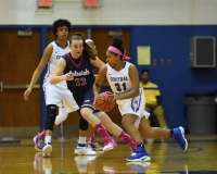 NCAA Women's Basketball - CCSU 39 vs. Robert Morris 62 - Photo (39)