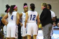 NCAA Women's Basketball - CCSU 39 vs. Robert Morris 62 - Photo (4)