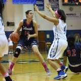 NCAA Women's Basketball - CCSU 39 vs. Robert Morris 62 - Photo (46)
