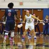 NCAA Women's Basketball - CCSU 39 vs. Robert Morris 62 - Photo (9)