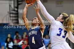6666Gallery NCAA Womens Basketball CCSU 44 vs. Mount St Mary's 61