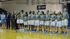 NCAA Women's Basketball - CCSU 53 vs. Bryant 52 - Photo (10)