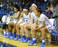 NCAA Women's Basketball - CCSU 53 vs. Bryant 52 - Photo (15)
