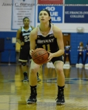 NCAA Women's Basketball - CCSU 53 vs. Bryant 52 - Photo (19)