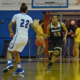 NCAA Women's Basketball - CCSU 53 vs. Bryant 52 - Photo (20)