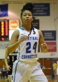 NCAA Women's Basketball - CCSU 53 vs. Bryant 52 - Photo (26)