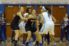NCAA Women's Basketball - CCSU 53 vs. Bryant 52 - Photo (27)