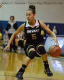 NCAA Women's Basketball - CCSU 53 vs. Bryant 52 - Photo (36)