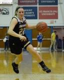 NCAA Women's Basketball - CCSU 53 vs. Bryant 52 - Photo (37)