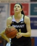 NCAA Women's Basketball - CCSU 53 vs. Bryant 52 - Photo (41)