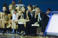 NCAA Women's Basketball - CCSU 53 vs. Bryant 52 - Photo (42)