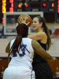 NCAA Women's Basketball - CCSU 53 vs. Bryant 52 - Photo (43)