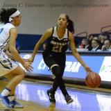 NCAA Women's Basketball - CCSU 53 vs. Bryant 52 - Photo (45)