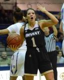 NCAA Women's Basketball - CCSU 53 vs. Bryant 52 - Photo (46)