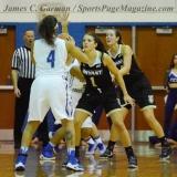 NCAA Women's Basketball - CCSU 53 vs. Bryant 52 - Photo (47)