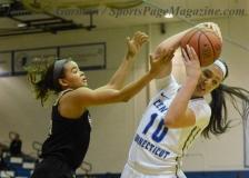 NCAA Women's Basketball - CCSU 53 vs. Bryant 52 - Photo (48)
