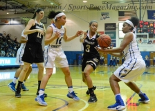 NCAA Women's Basketball - CCSU 53 vs. Bryant 52 - Photo (50)