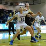 NCAA Women's Basketball - CCSU 53 vs. Bryant 52 - Photo (51)