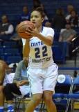 NCAA Women's Basketball - CCSU 53 vs. Bryant 52 - Photo (58)