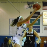 NCAA Women's Basketball - CCSU 53 vs. Bryant 52 - Photo (60)