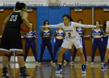 NCAA Women's Basketball - CCSU 53 vs. Bryant 52 - Photo (65)
