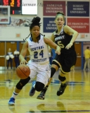 NCAA Women's Basketball - CCSU 53 vs. Bryant 52 - Photo (68)