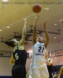 NCAA Women's Basketball - CCSU 53 vs. Bryant 52 - Photo (69)