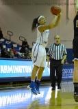 NCAA Women's Basketball - CCSU 53 vs. Bryant 52 - Photo (70)