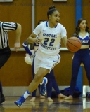 NCAA Women's Basketball - CCSU 53 vs. Bryant 52 - Photo (72)