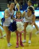 NCAA Women's Basketball - CCSU 53 vs. Bryant 52 - Photo (75)