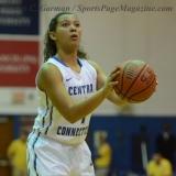 NCAA Women's Basketball - CCSU 53 vs. Bryant 52 - Photo (76)