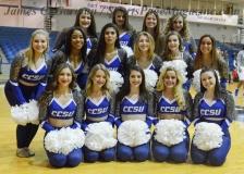 NCAA Women's Basketball - CCSU 53 vs. Bryant 52 - Photo (8)