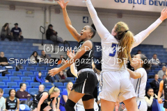 Gallery NCAA Womens Basketball: CCSU 62 vs. Wagner 75