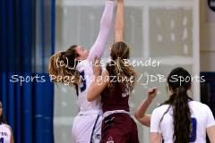 Gallery NCAA Womens Basketball CCSU 63 vs. Fairleigh Dickinson 66
