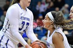 Gallery NCAA Women's Basketball CCSU 66 vs. Bryant 65