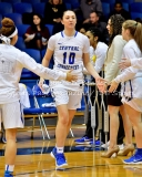 Gallery NCAA Women's Basketball: CCSU 75 vs. Saint Francis 85